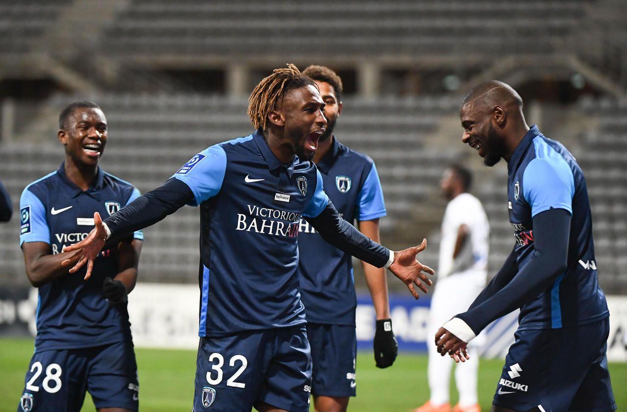Ligue 2 : le réveil en fanfare du Paris FC