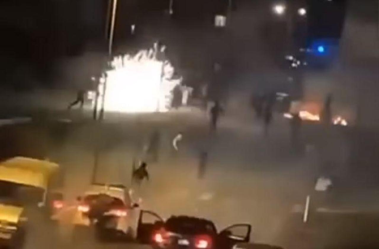 Violences urbaines dans l'Oise : des renforts policiers face à une « situation très préoccupante » - Le Parisien