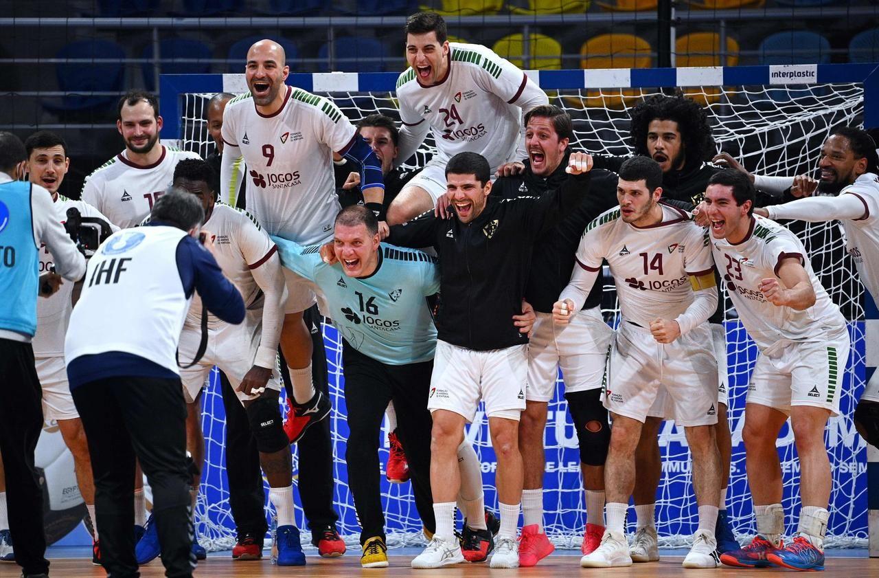 Mondial de handball : le Portugal ne fait plus de complexe face à la France