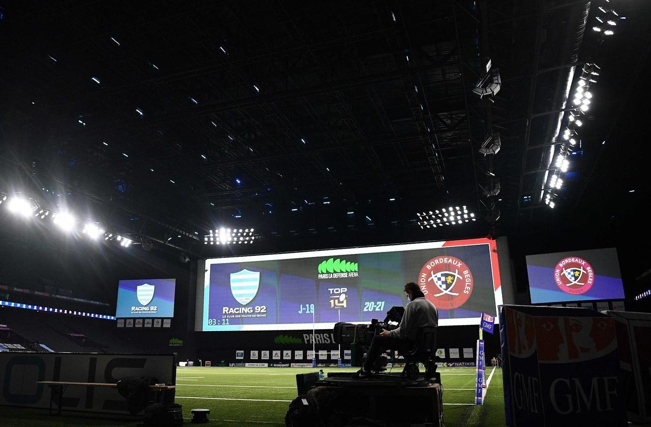 Tournoi des 6 Nations : Lorenzetti propose de jouer dans une «bulle» à la Défense Arena