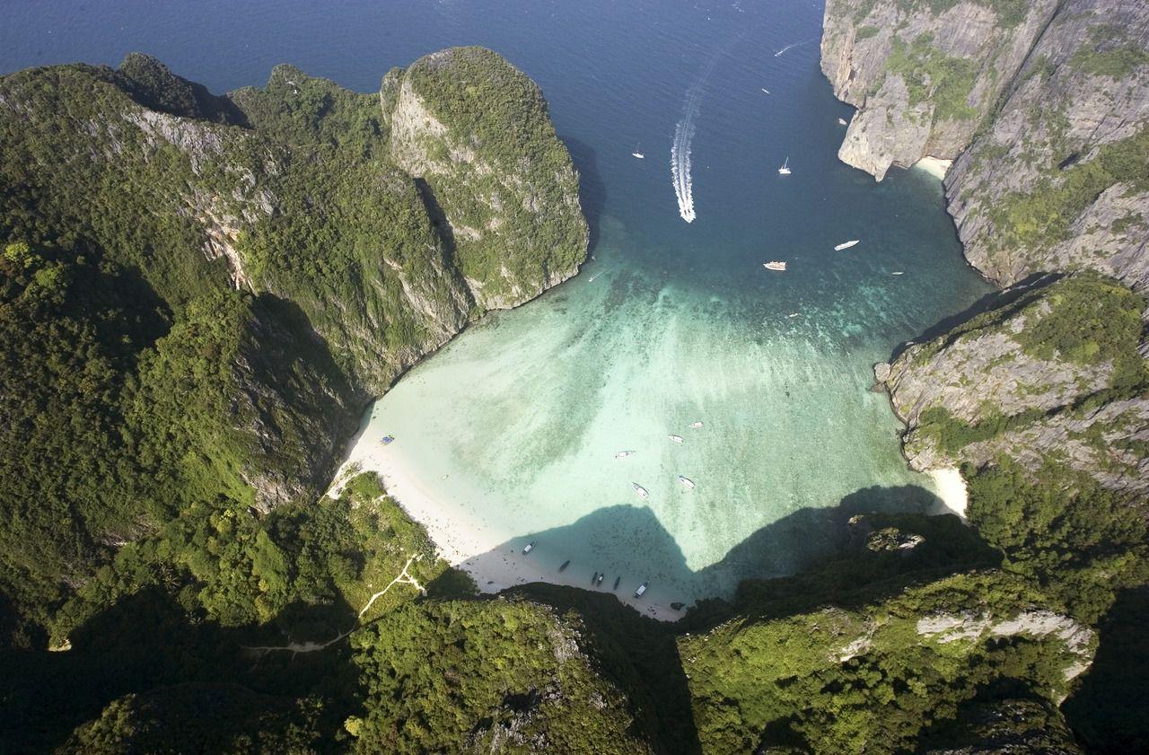 Pour protéger son patrimoine naturel, la Thaïlande fait le choix du tourisme raisonné