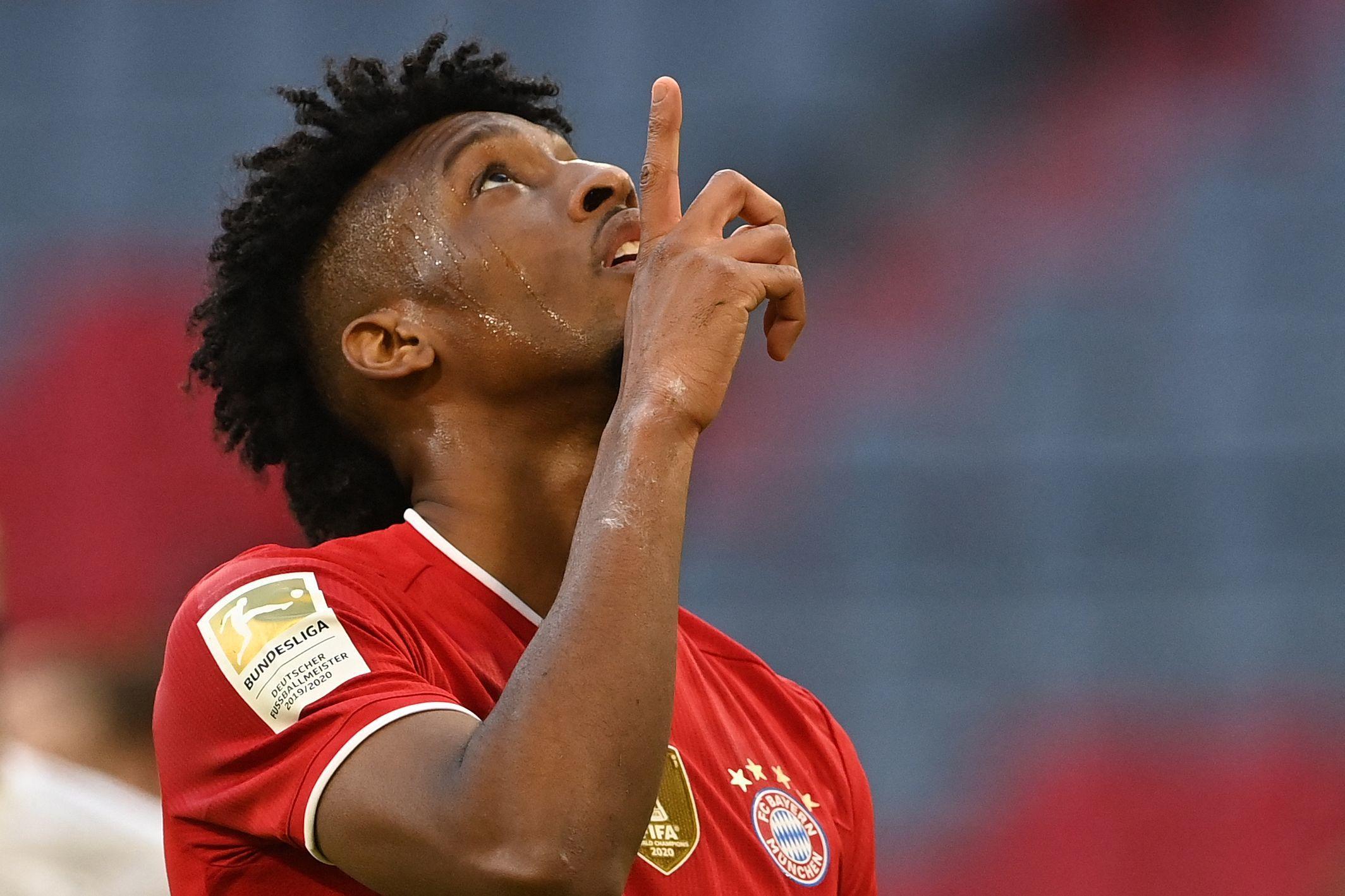 Bayern Munich : Kingsley Coman, ses titres, ses chiffres et ses records