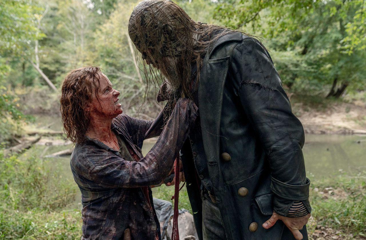 «The Walking Dead» : des morts-vivants toujours aussi contagieux pour la fin de la saison 10 - Le Parisien
