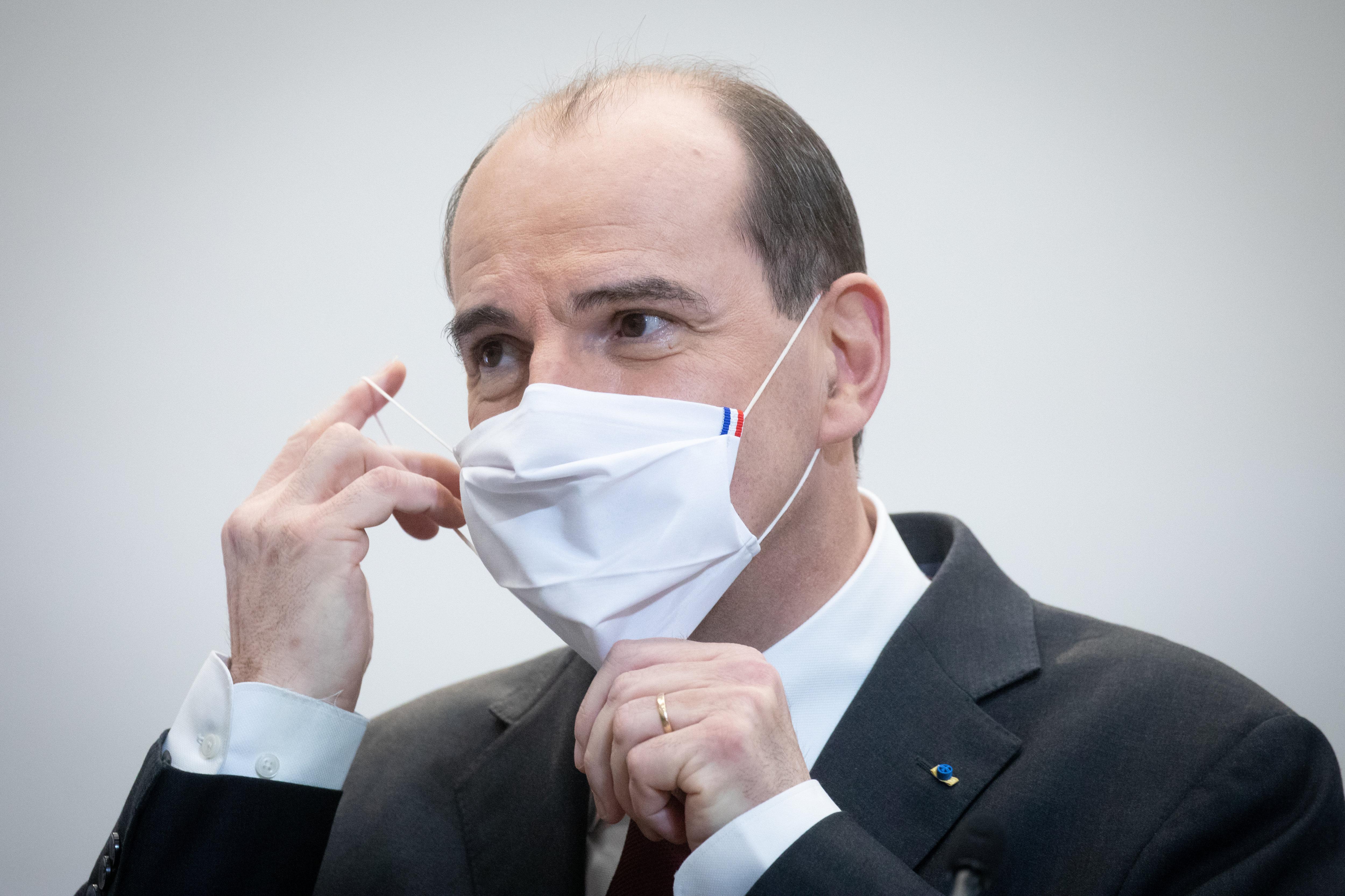 Covid-19 : Castex demande un renforcement des contrôles dans les 20 départements sous surveillance - Le Parisien
