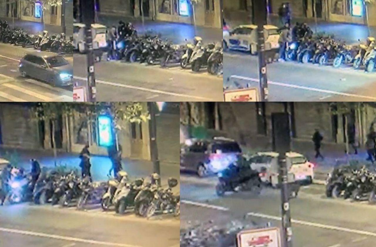 «En 10 minutes, mon scooter TMax volé à Paris était dans une cité du 93»