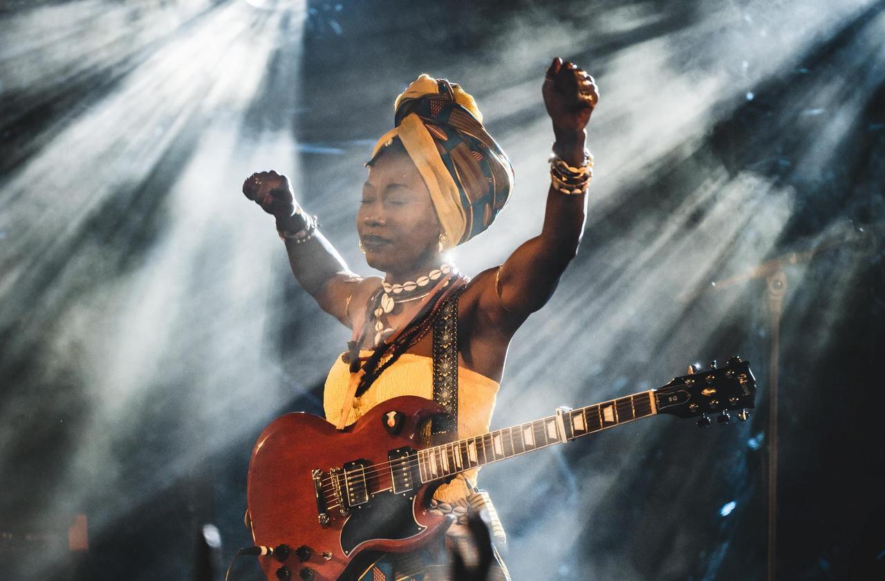 Le festival du Mas des Escaravatiers entre pleine lune et magie africaine