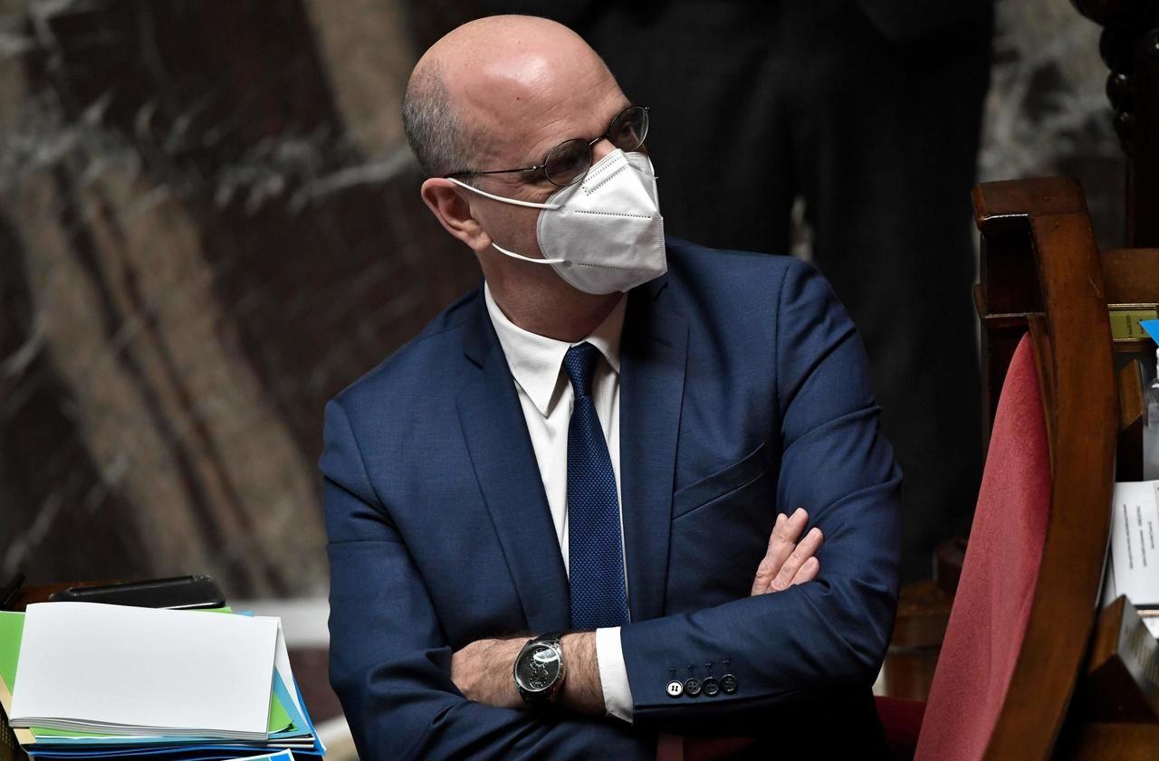 «Il y a des choses que je ne sens pas» : l'échange Blanquer-Macron sur les régionales