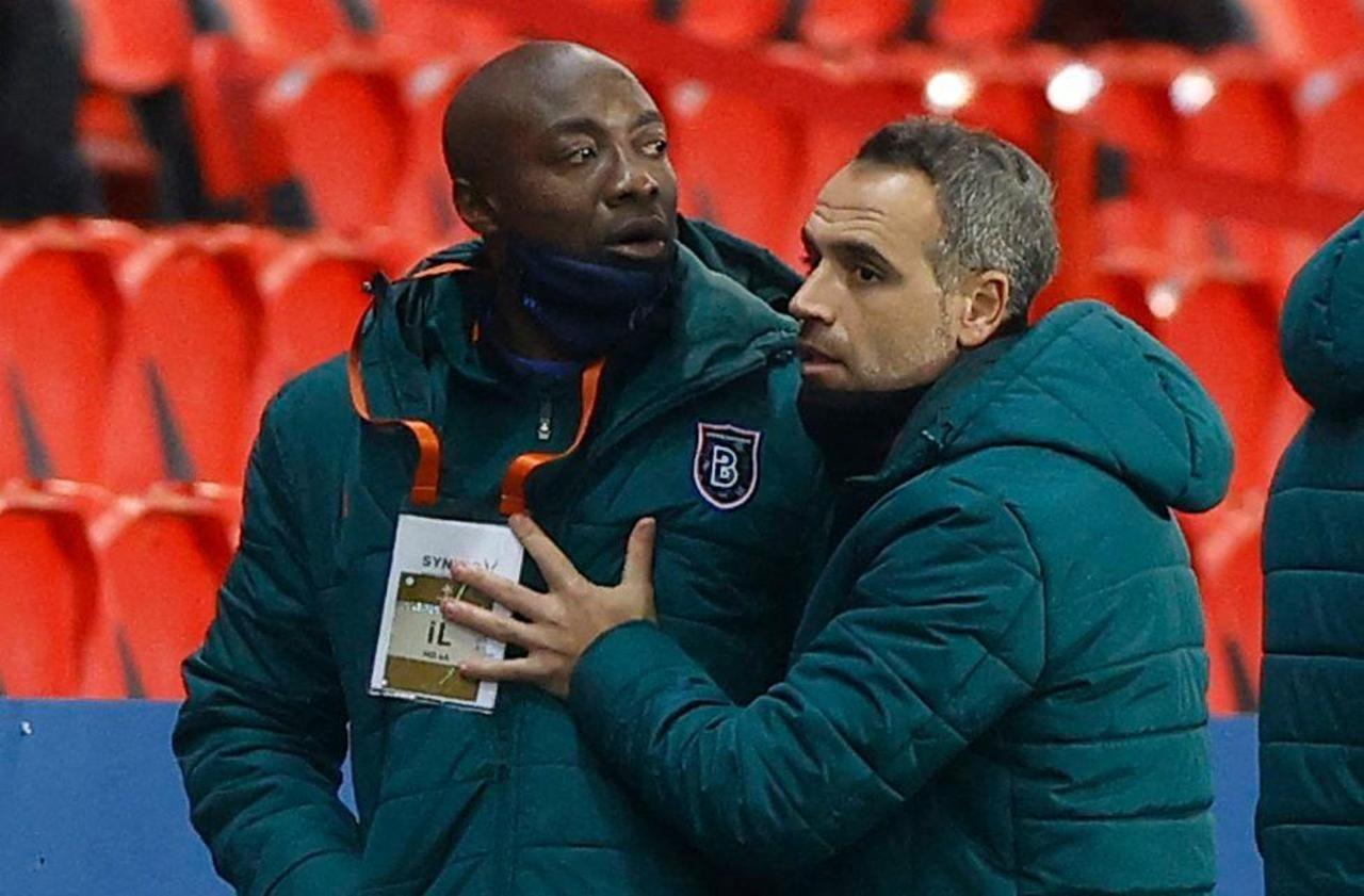 PSG-Basaksehir : qui est Pierre Achille Webo, le coach adjoint victime de racisme ?