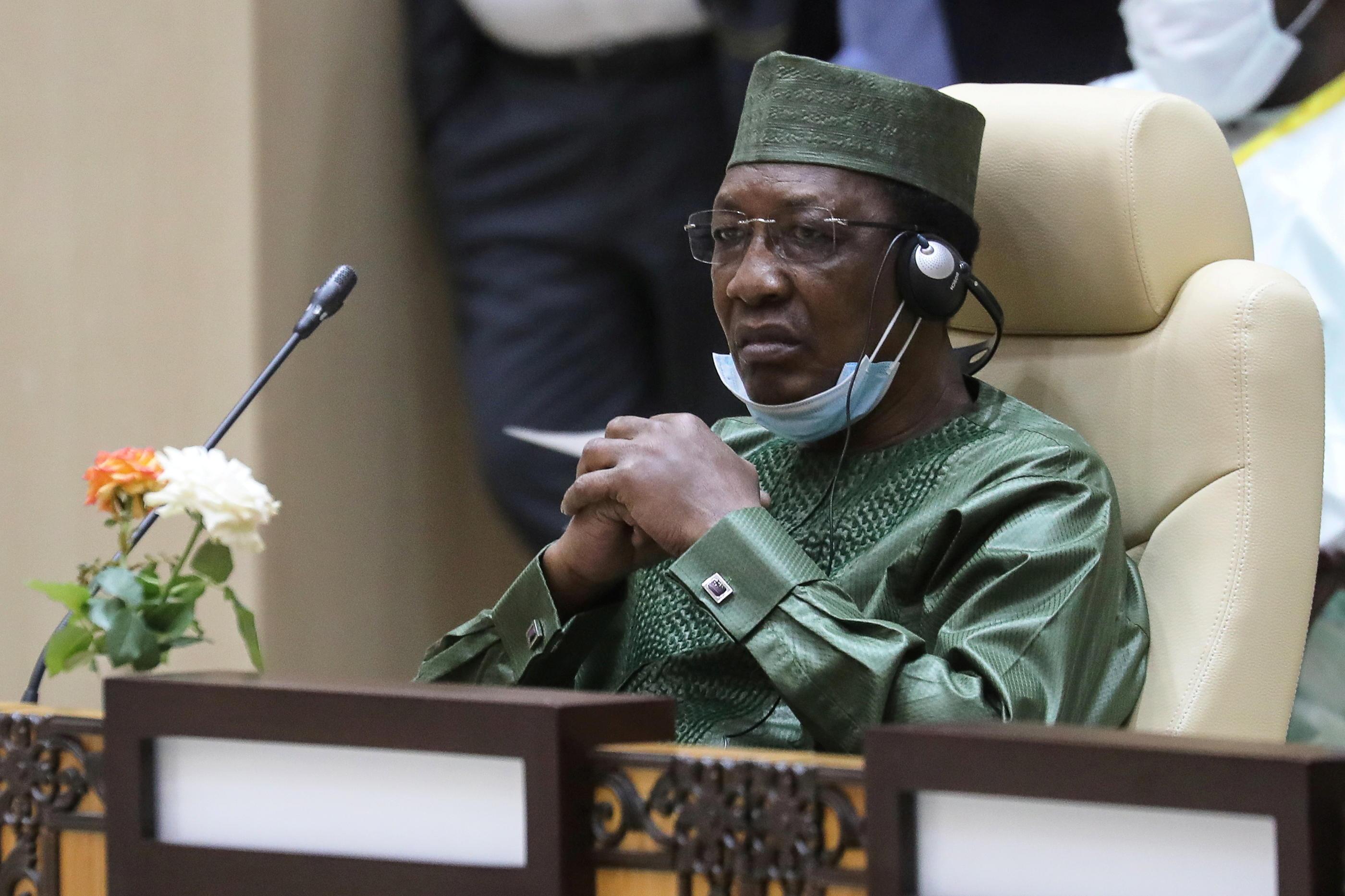 Le président tchadien Idriss Déby est mort de blessures infligées en première ligne, annonce l'armée