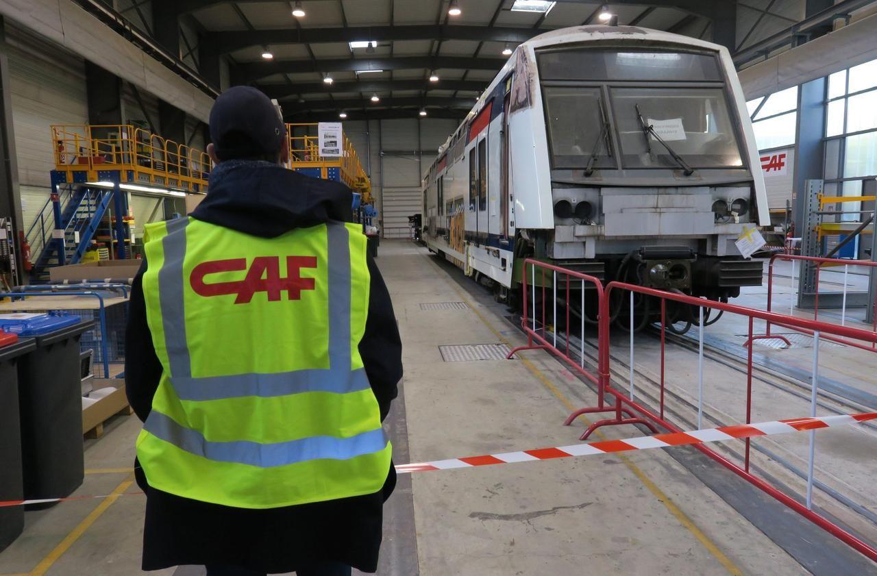 Méga contrat des RER B : face au retrait d'Alstom, le constructeur CAF prépare sa riposte - Le Parisien