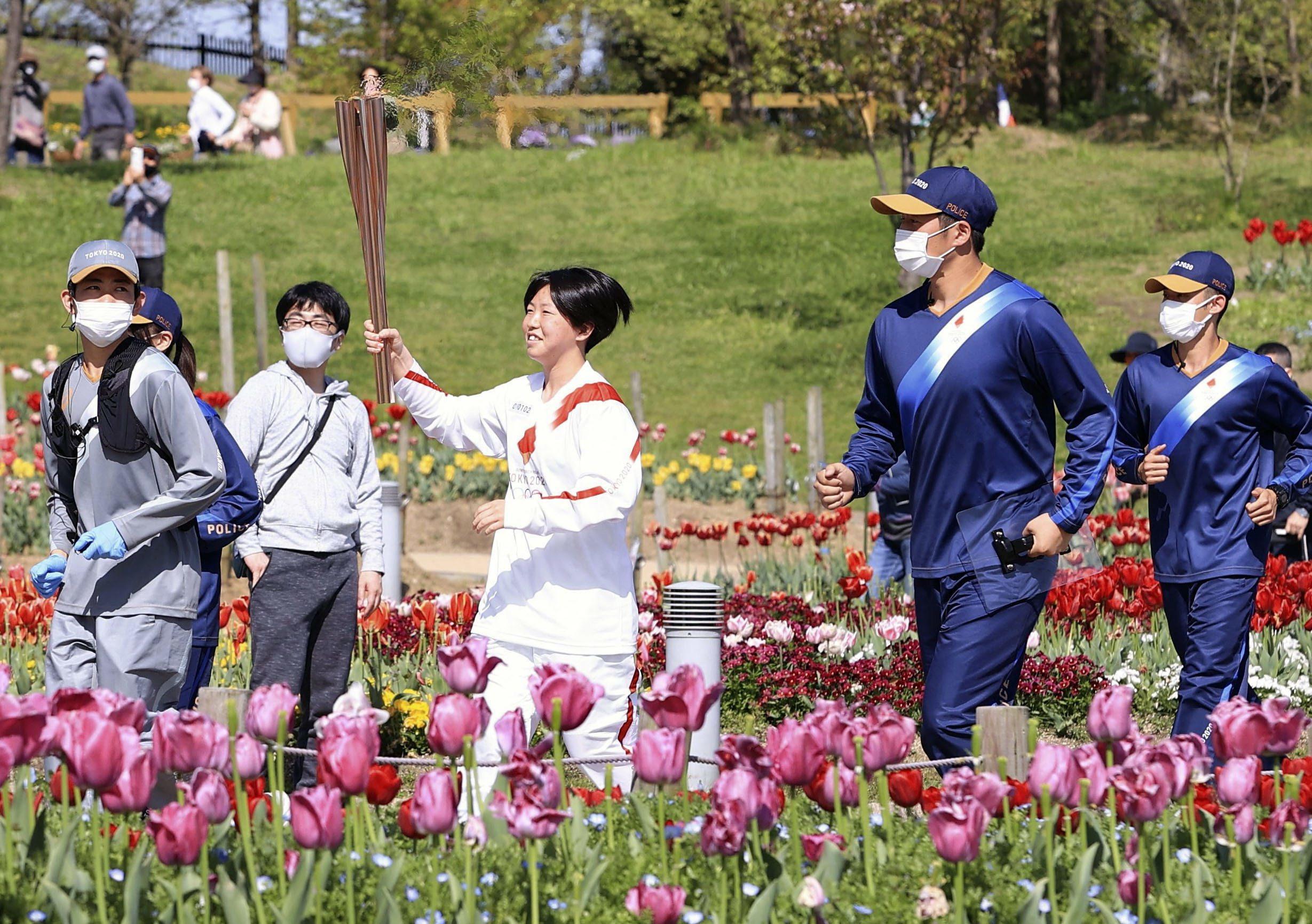 A 100 jours des JO, Tokyo se prépare malgré tout