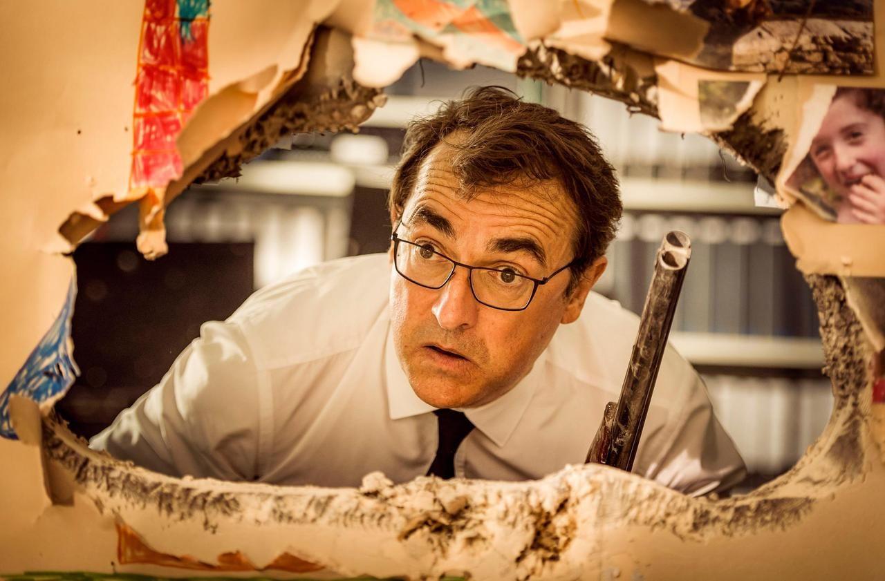 «Adieu les Cons» : «Je suis frustré et triste de cette sortie bâclée», lâche Albert Dupontel - Le Parisien
