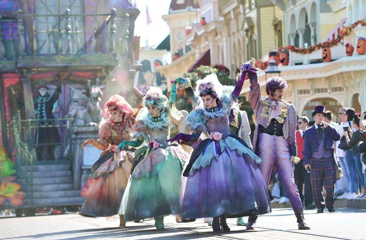 Disneyland Paris : bientôt un millier de départs volontaires ?