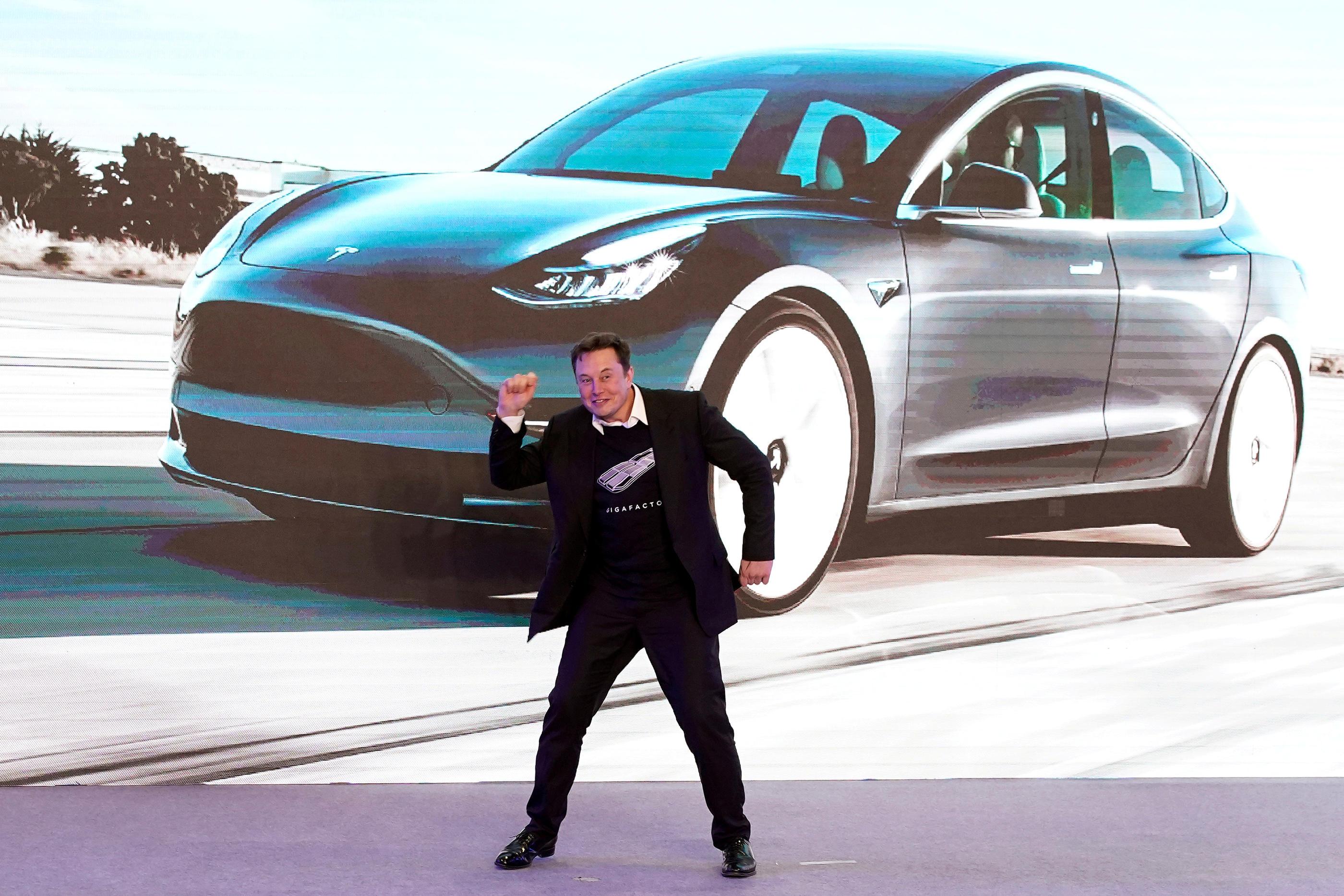 Elon Musk empoche 25 milliards de dollars en une journée - Le Parisien