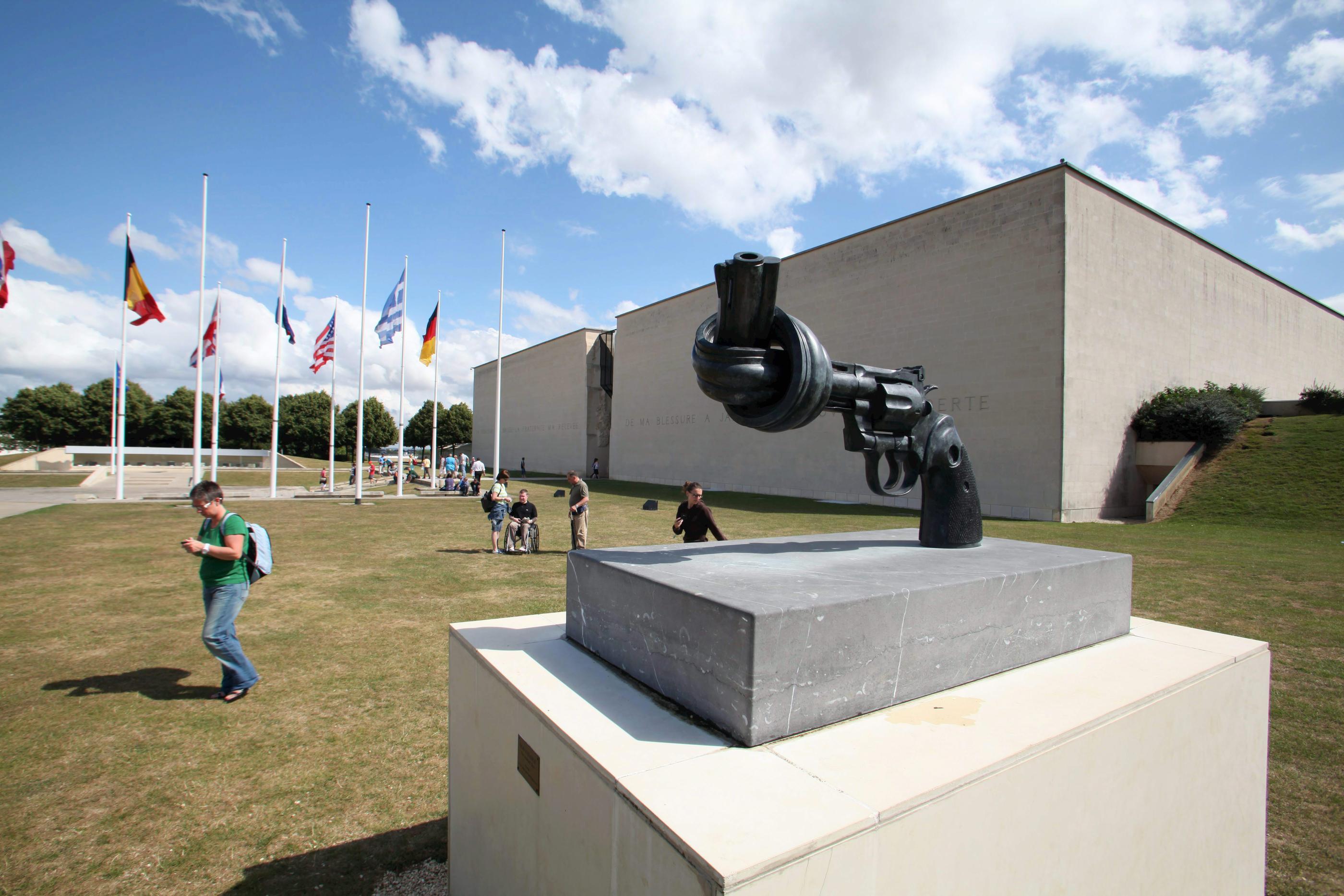 Le Mémorial de Caen à l'offensive sur les réseaux sociaux