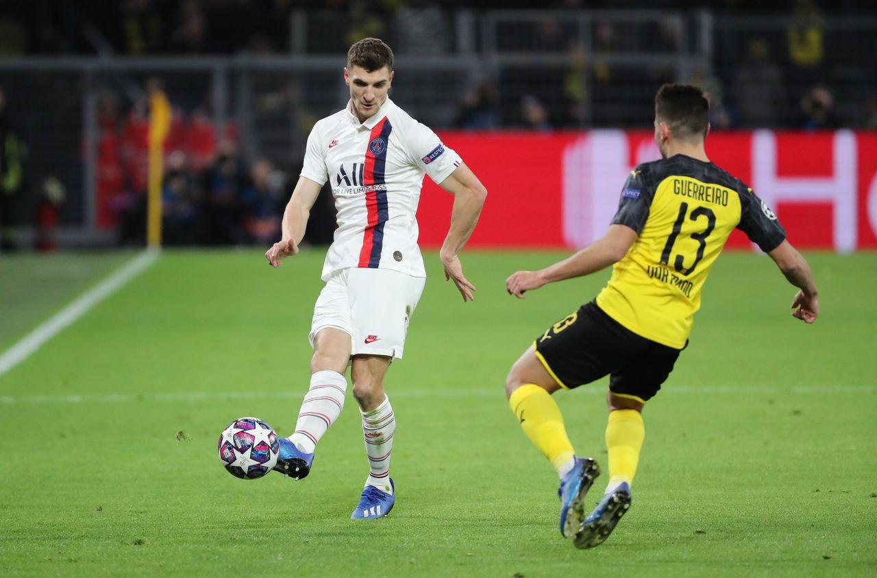 PSG : Meunier affirme qu'il avait signé à Dortmund dès février