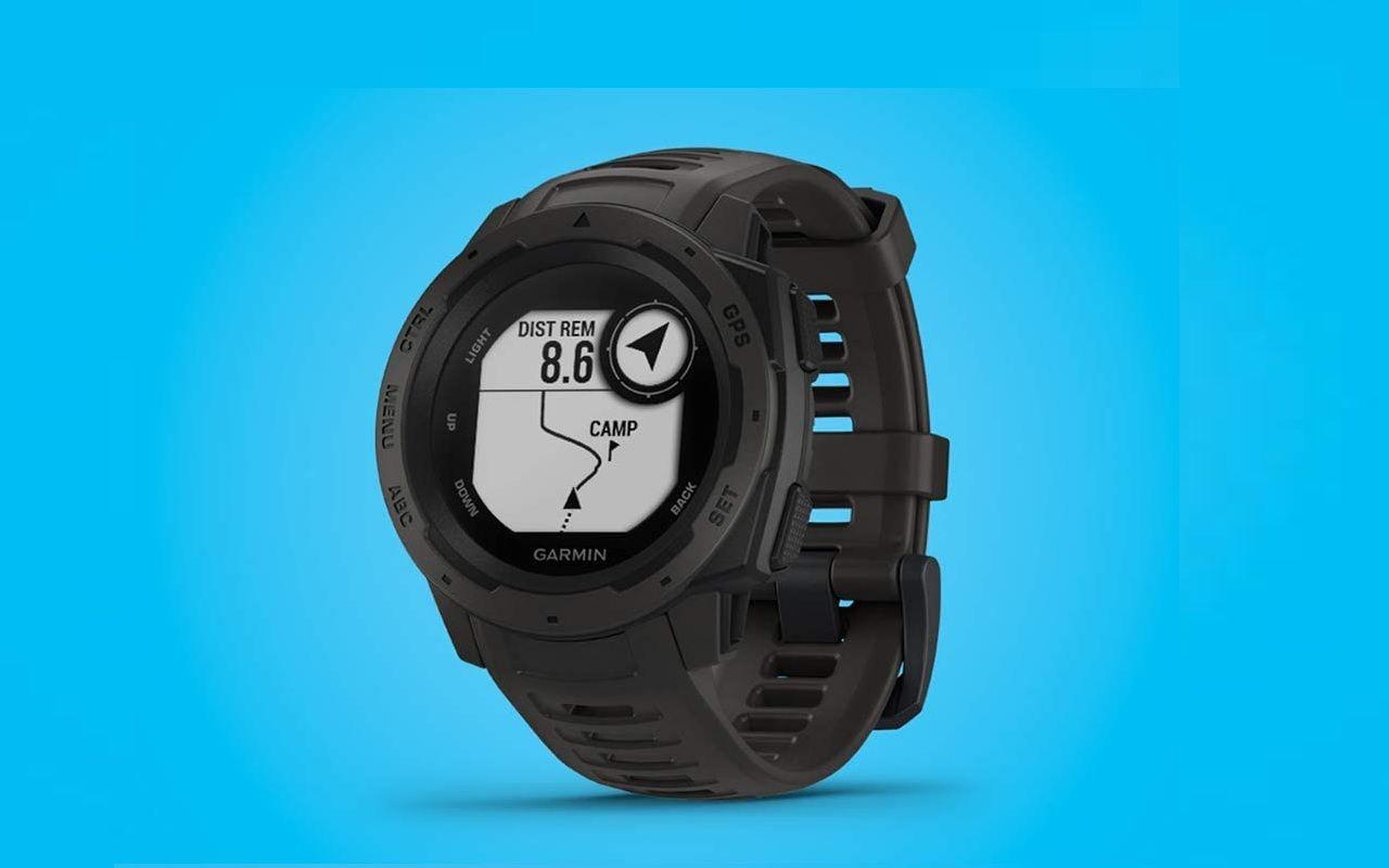 Amazon : jusqu'à -46% sur les montres et GPS Garmin