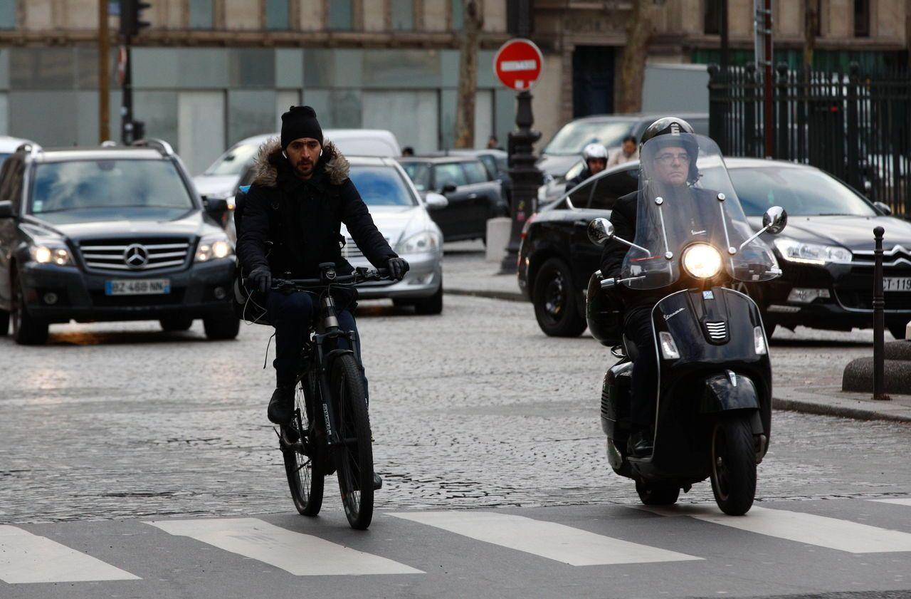 Les scooters électriques vont pouvoir emprunter des voies de bus