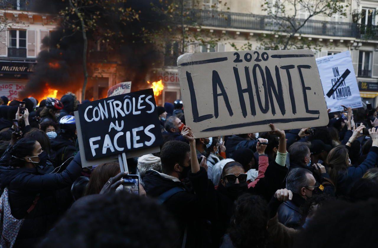 Du Bataclan à l'affaire Michel Zecler : comment les Français sont passés de l'amour de la police à la défiance
