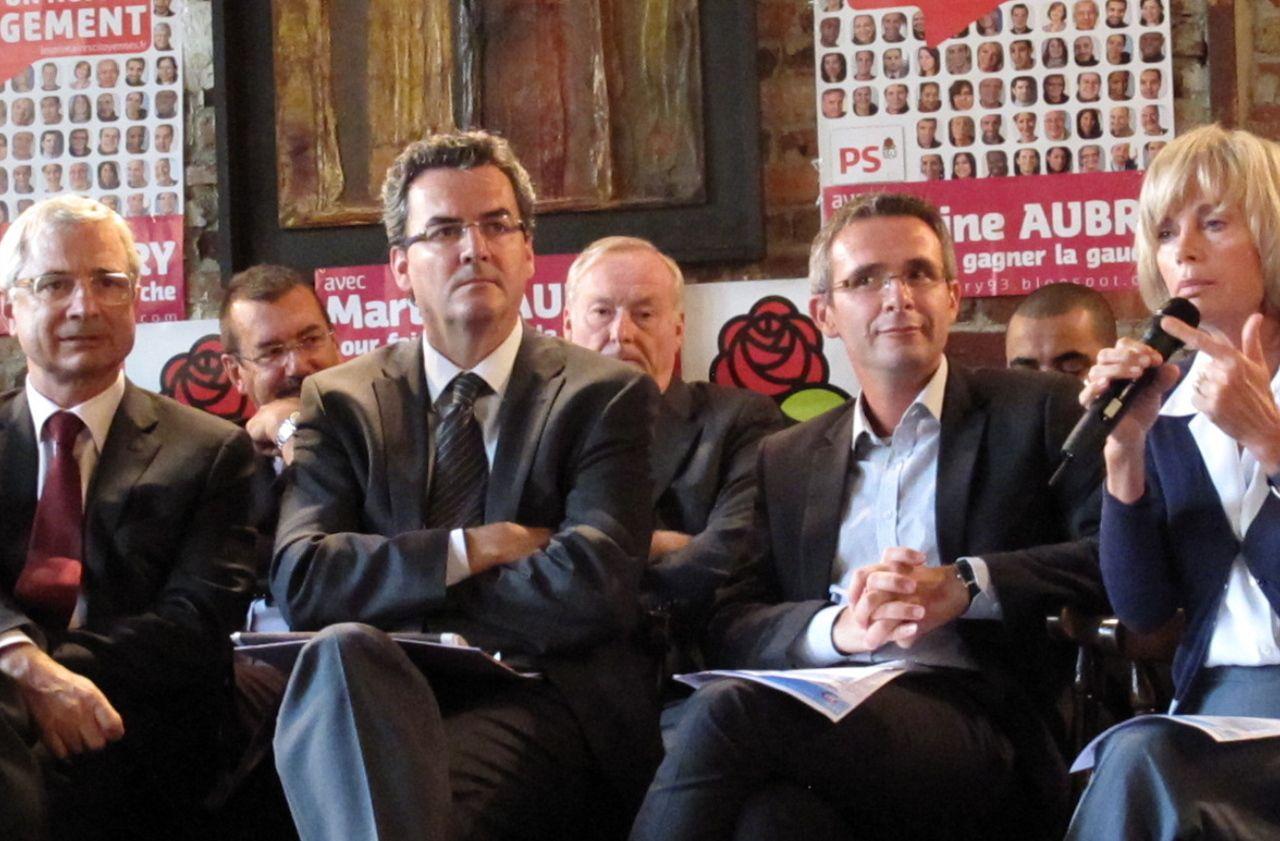 Seine-Saint-Denis : Kern et Troussel doivent faire gagner le PS aux élections départementales et régionales
