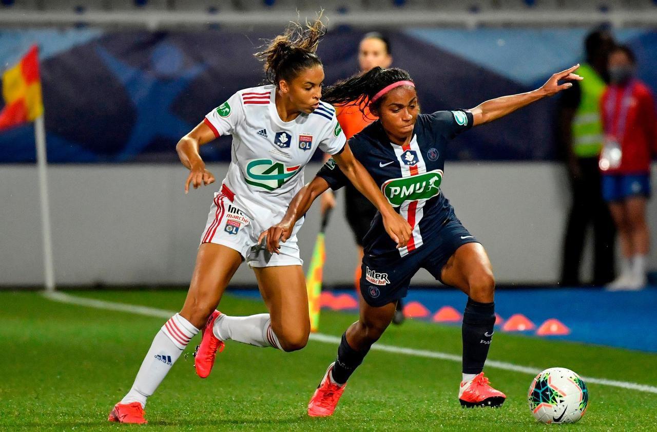 Football féminin : le PSG souffre-t-il d'un complexe contre l'OL ?