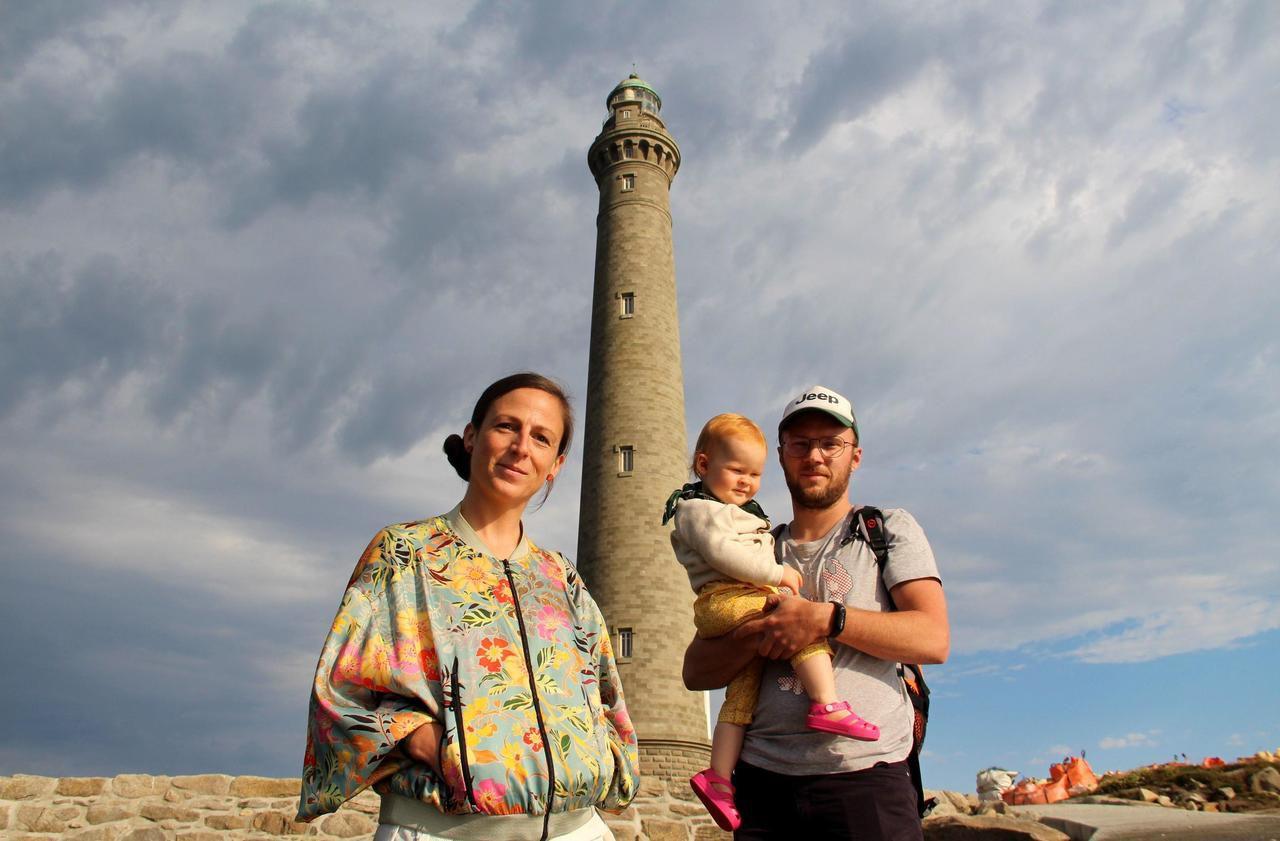 Finistère : le phare de l'Ile-Vierge, le plus grand d'Europe, se mérite !