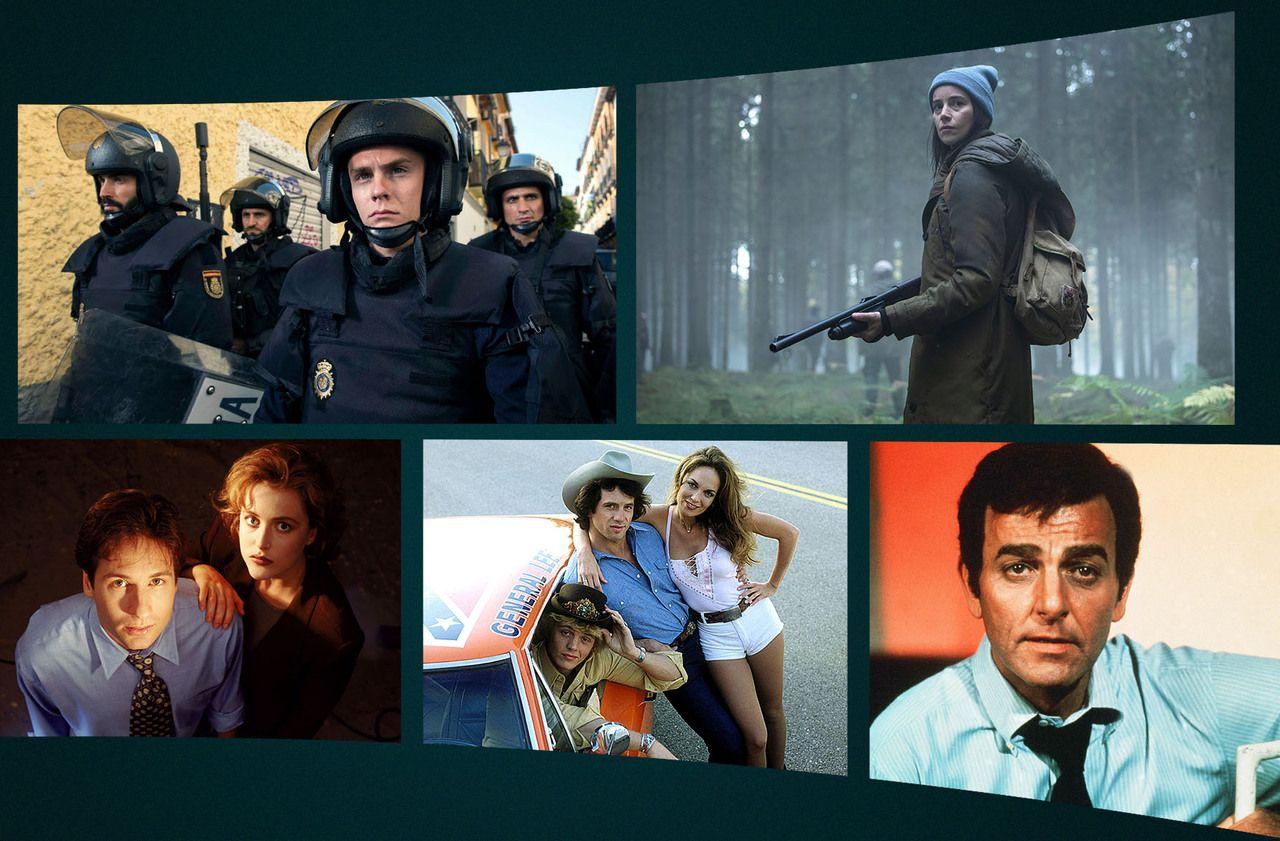 «Shérif, fais-moi peur», «X-Files», «Zone blanche»… 5 séries qu'on a tant aimées