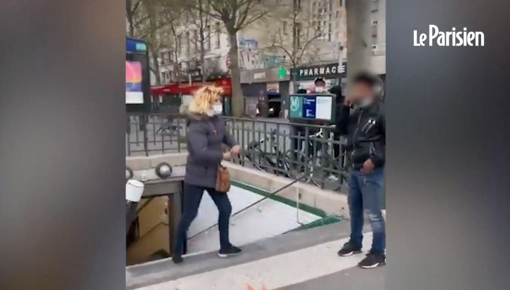 Femme poussée dans les escaliers du métro à Paris : l'auteur présumé des faits interpellé