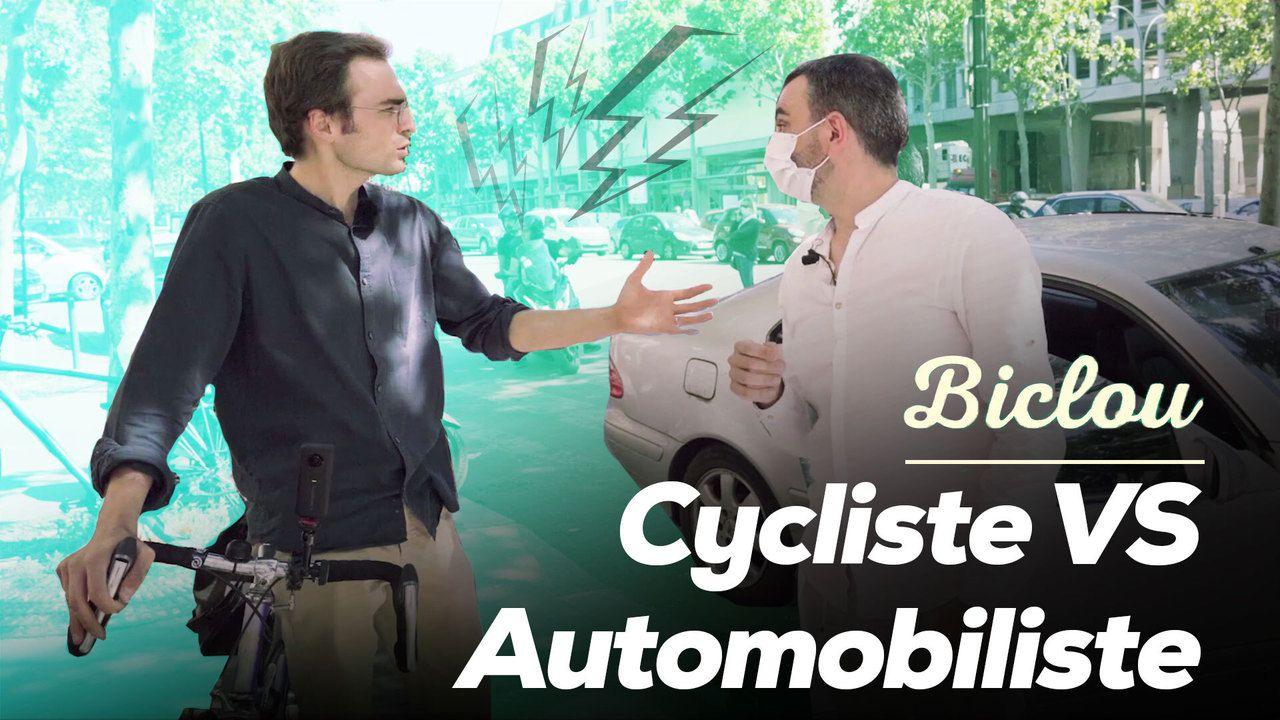 VIDÉO. On a roulé avec un cycliste et un automobiliste dans Paris déconfiné