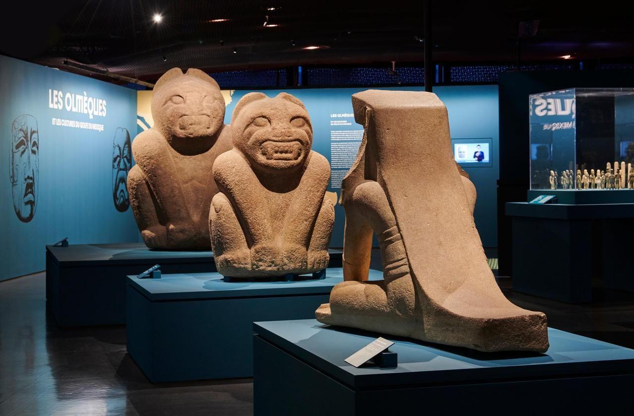 Musée du Quai-Branly : immersion chez les Olmèques, ces Gaulois du Mexique