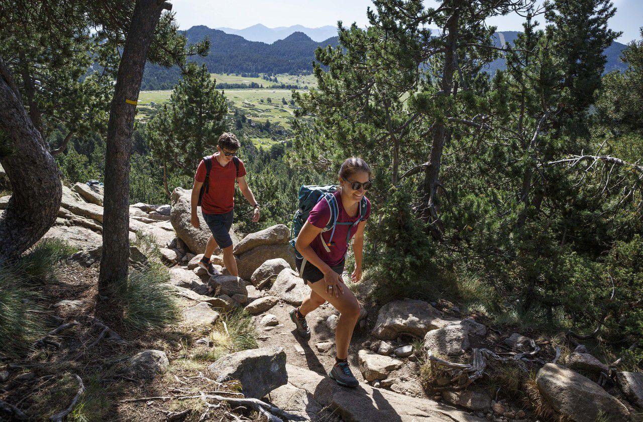 Vacances d'été : en montagne, le tourisme au sommet