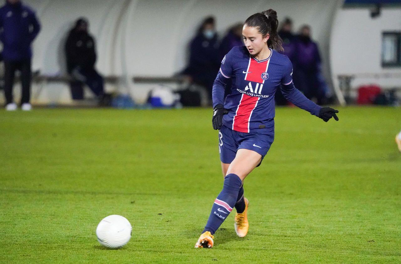D1 féminine : le PSG garde la tête