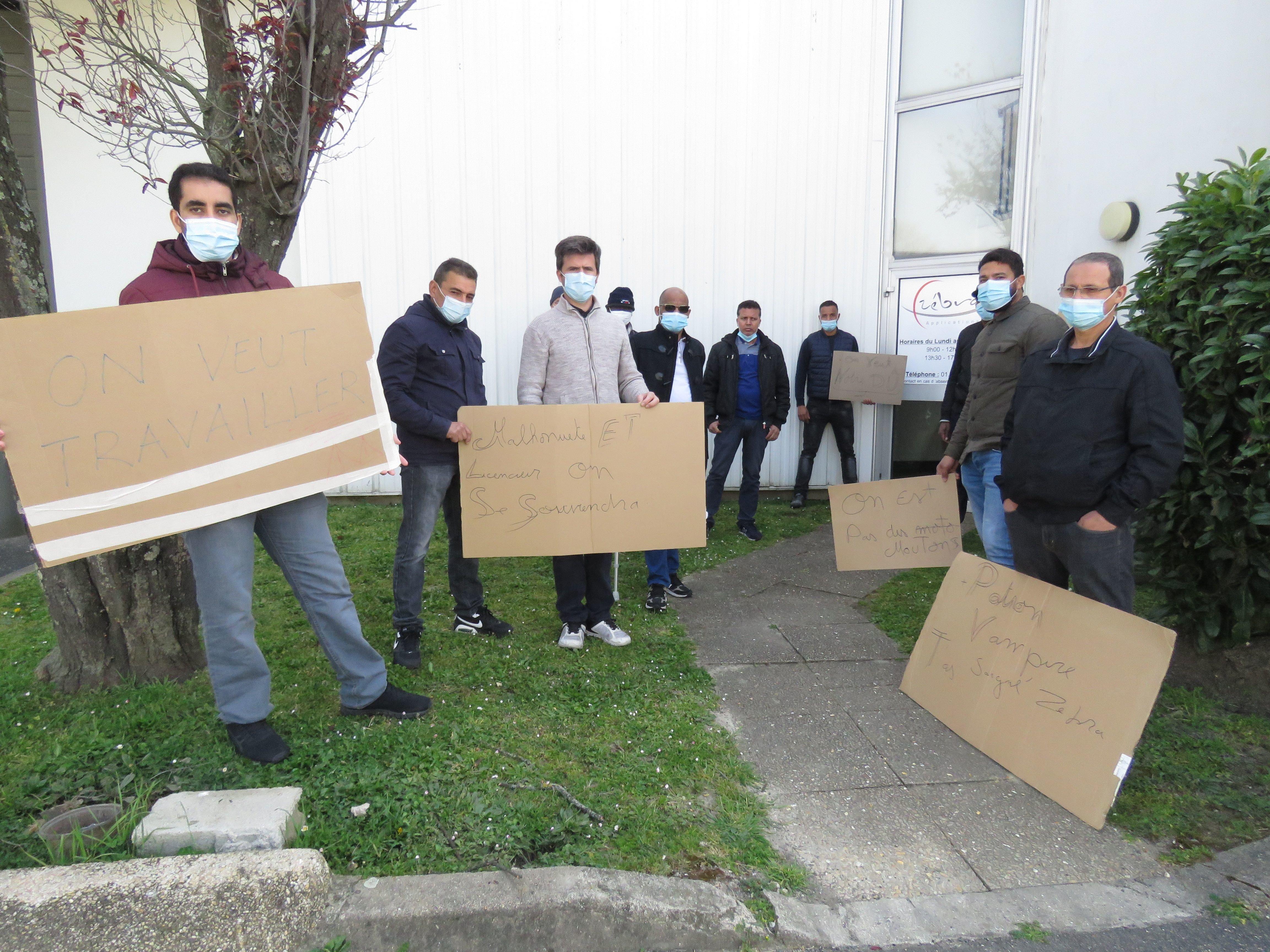 Argenteuil : après son rachat par AB marquage, la société Zebra dans la tourmente