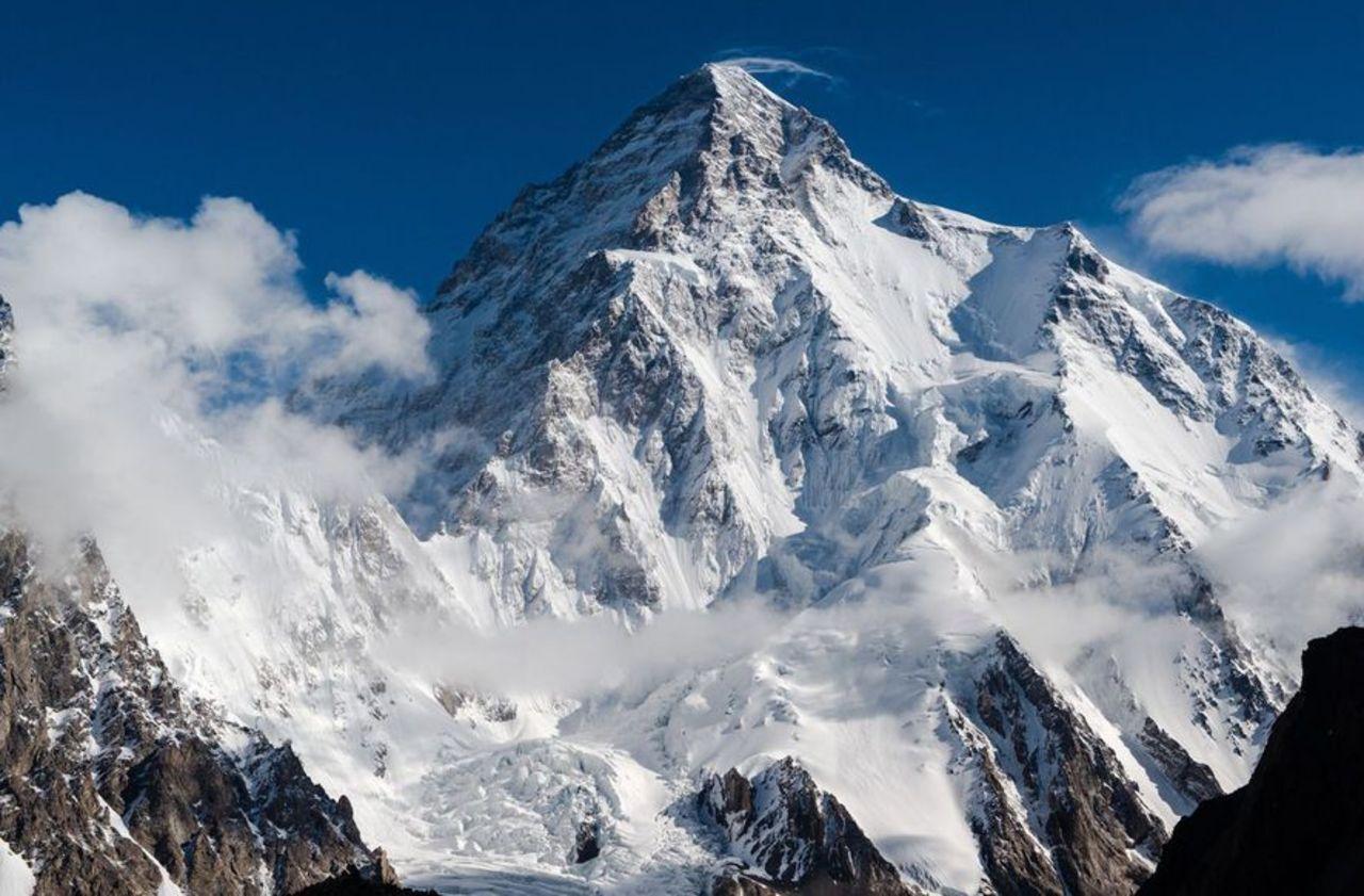 Le célèbre mont K2 vaincu en mode