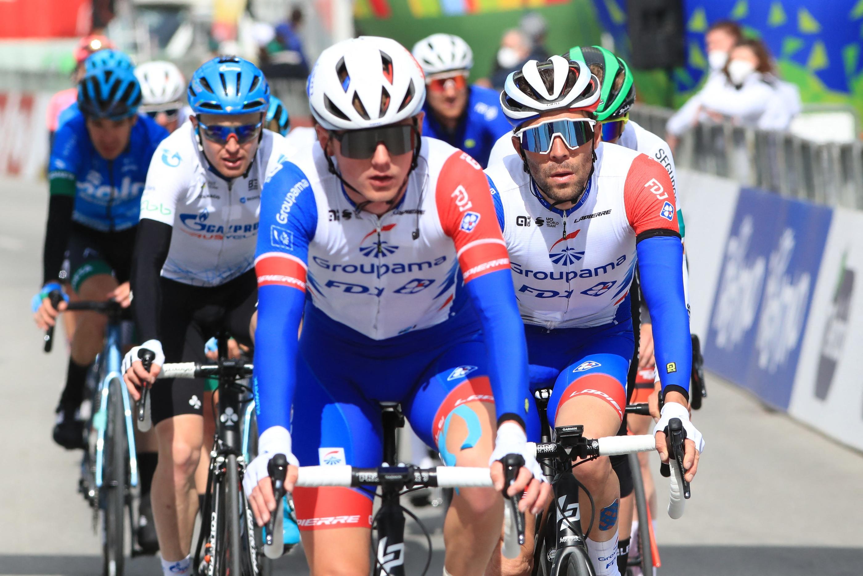 Tour des Alpes : bilan «catastrophique» pour Pinot, de plus en plus incertain au Giro