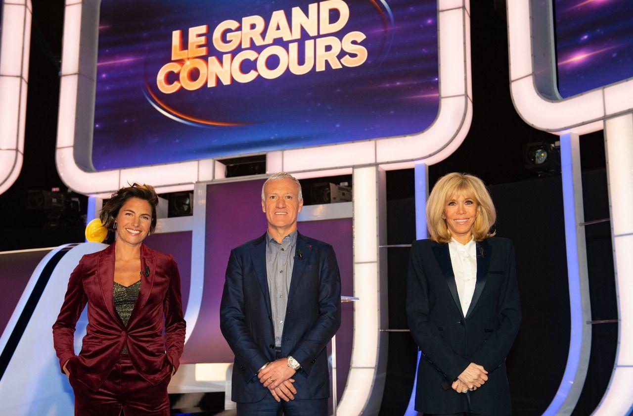Audiences TV : TF1 en tête avec le «Grand concours des animateurs»