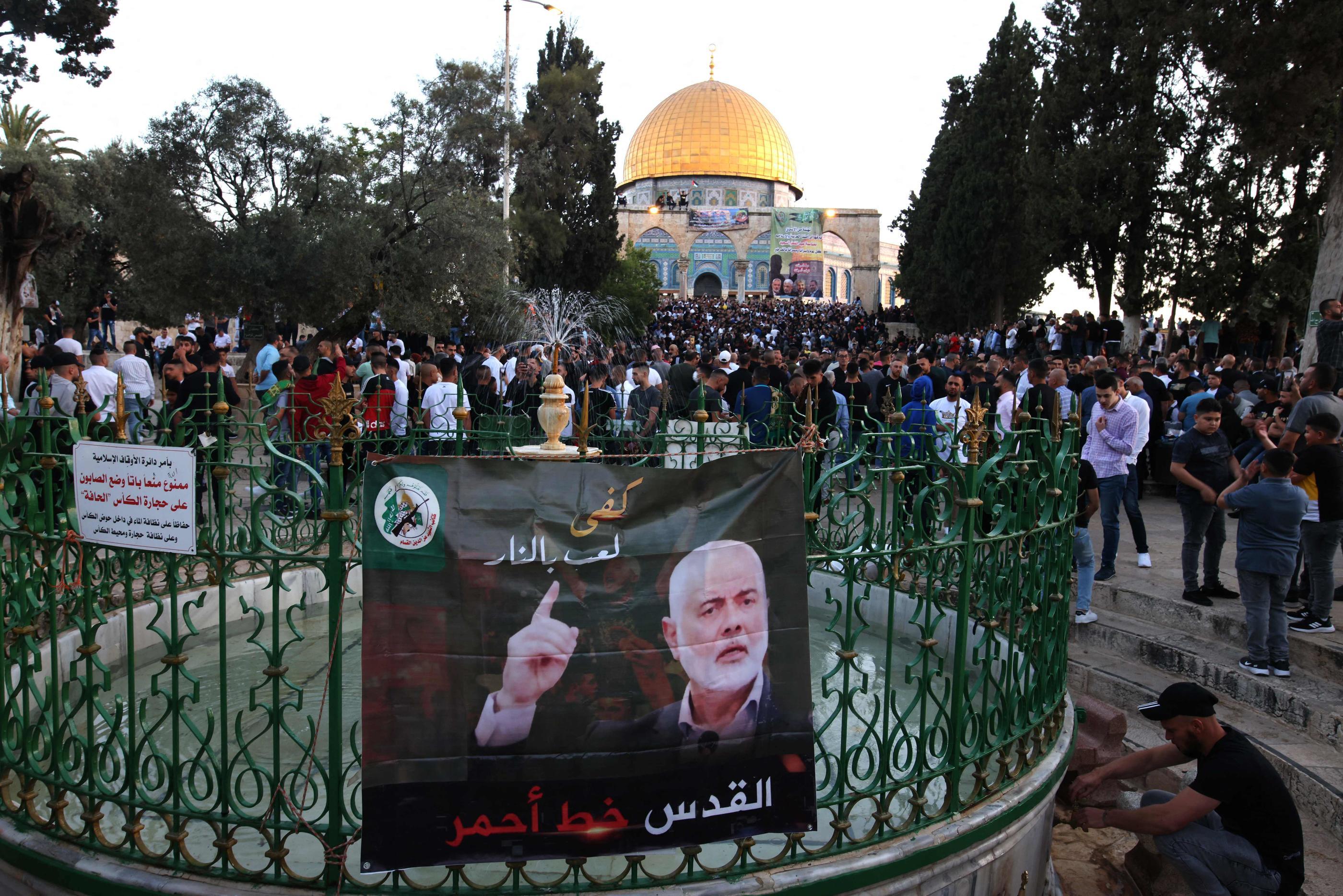Conflit au Proche-Orient : quel objectif le Hamas poursuit-il dans sa guerre contre Israël ?
