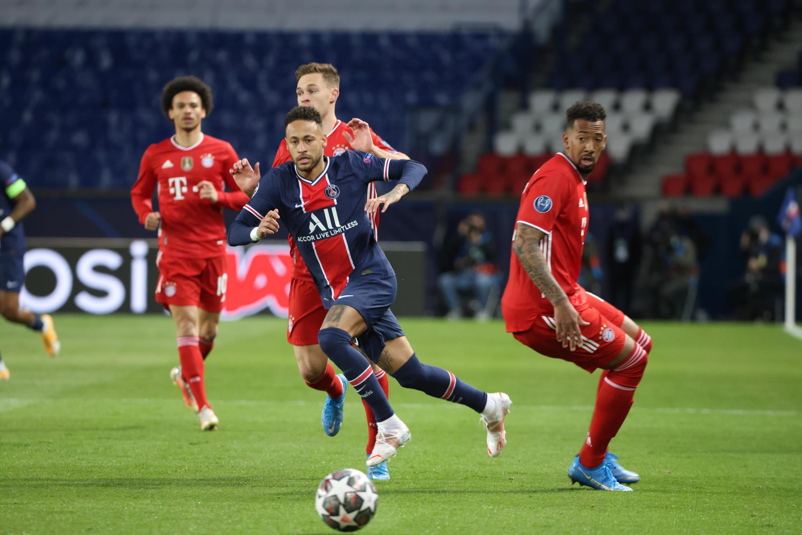 PSG – Bayern (0-1) : Neymar, brillant mais frustrant