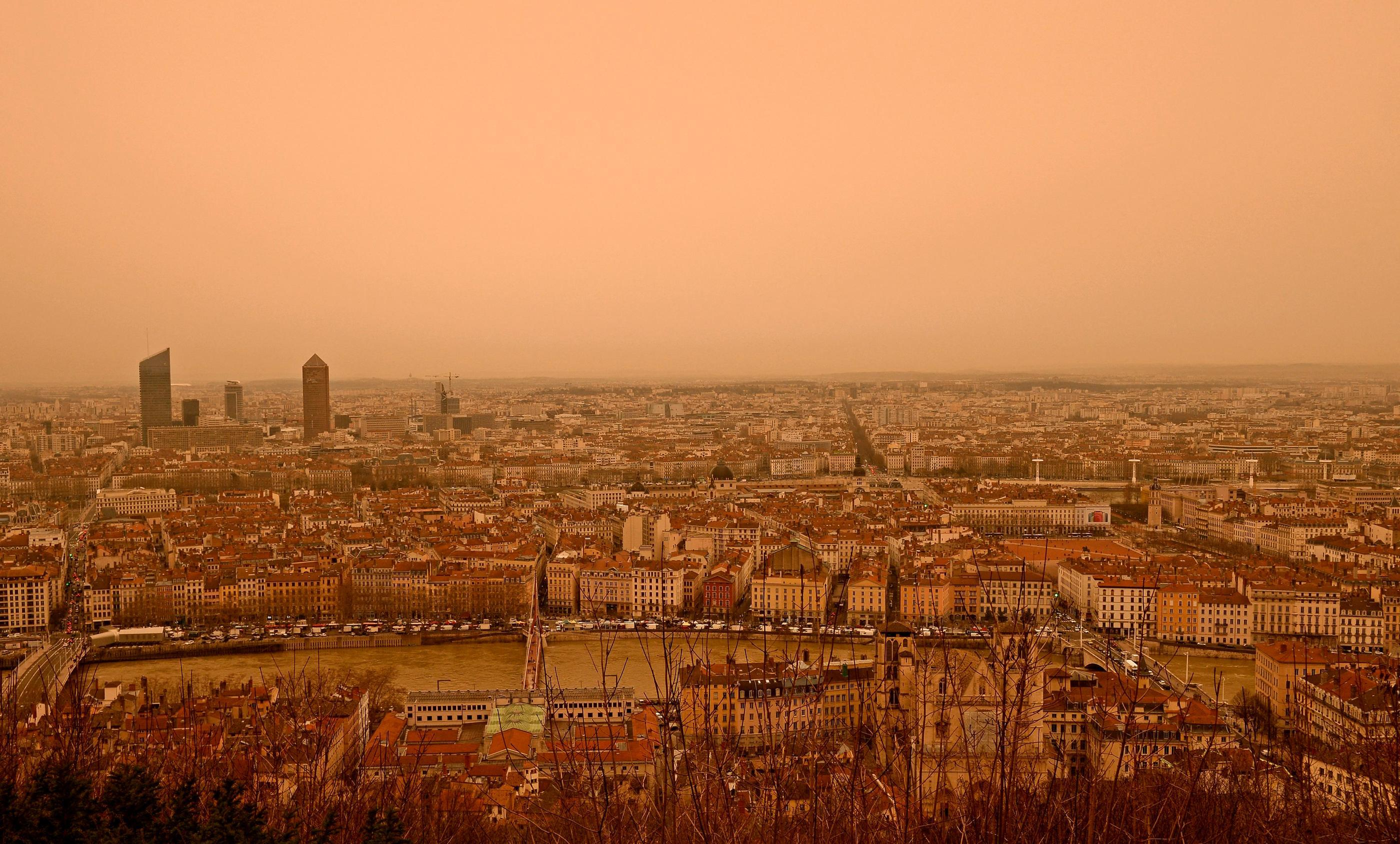 Tempête au Sahara : un nouveau nuage de sable attendu sur la France dimanche et lundi