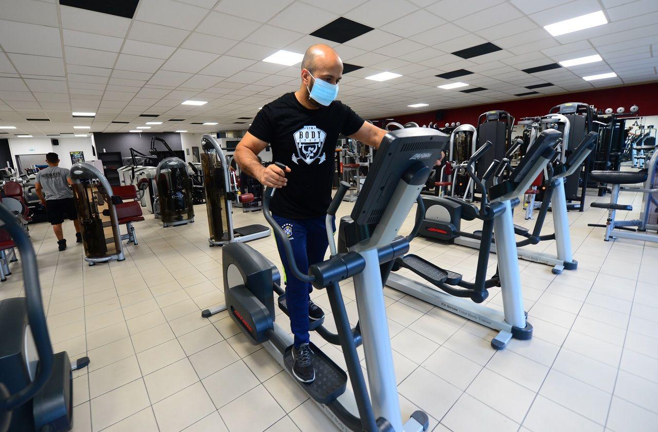Covid-19 : le masque Decathlon pourra-t-il sauver les salles des sports ?