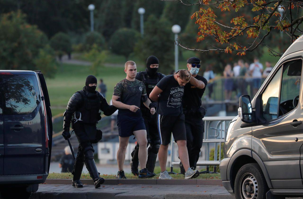 Biélorussie : mort d'un manifestant à Minsk, théâtre de nouveaux heurts