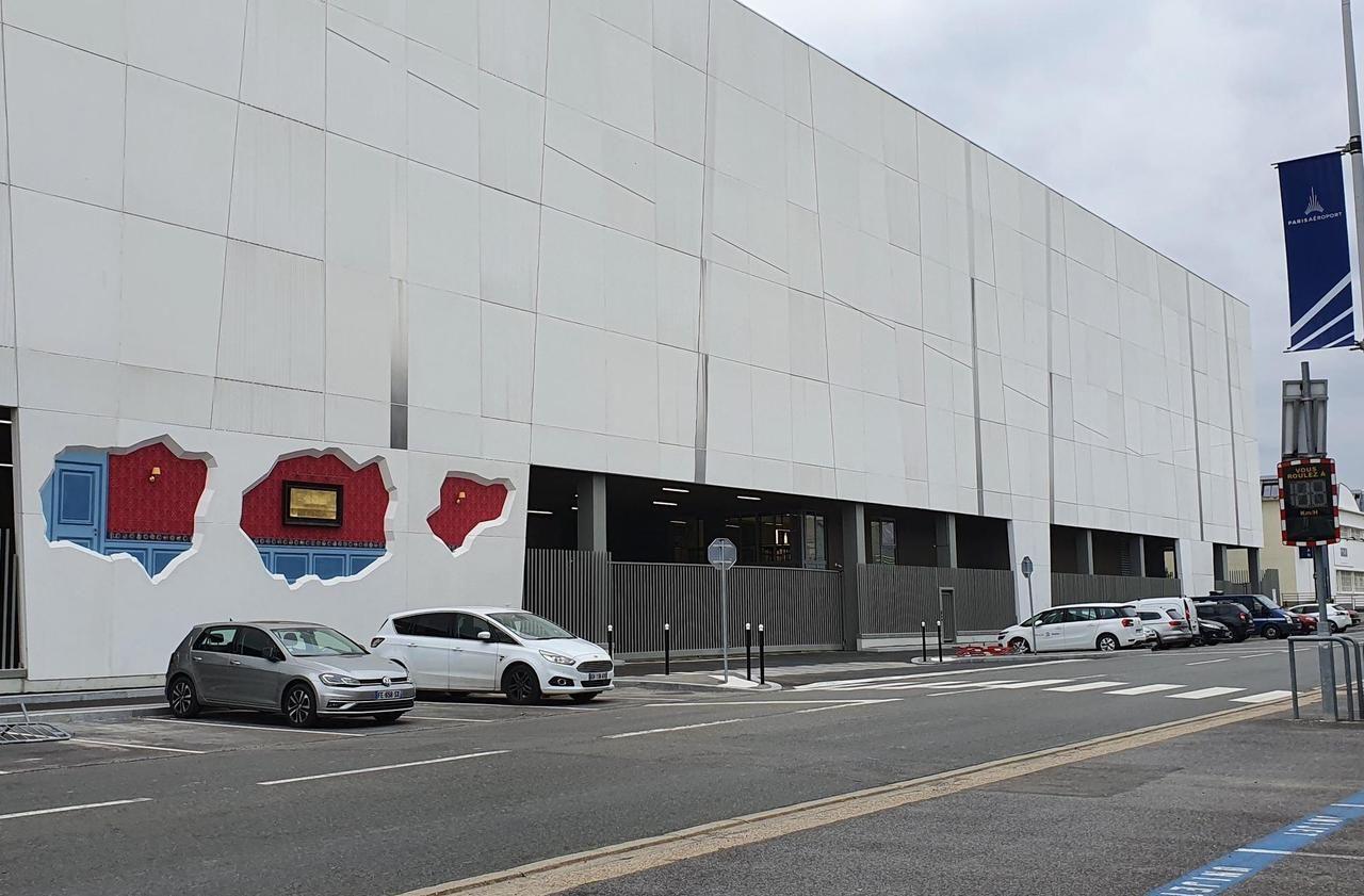 Aéroport du Bourget : le coffre-fort géant pour œuvres d'art est achevé