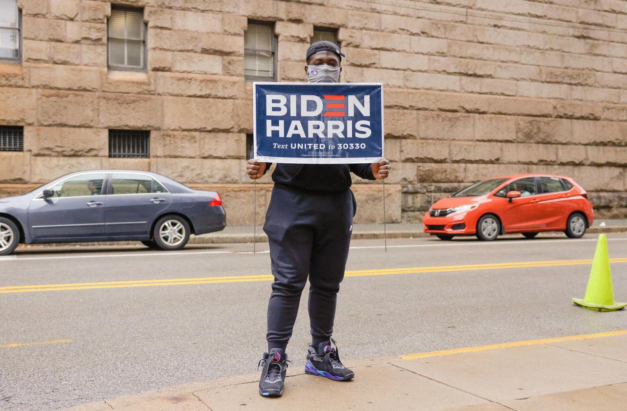 Présidentielle américaine : à Pittsburgh, la colère des électeurs noirs