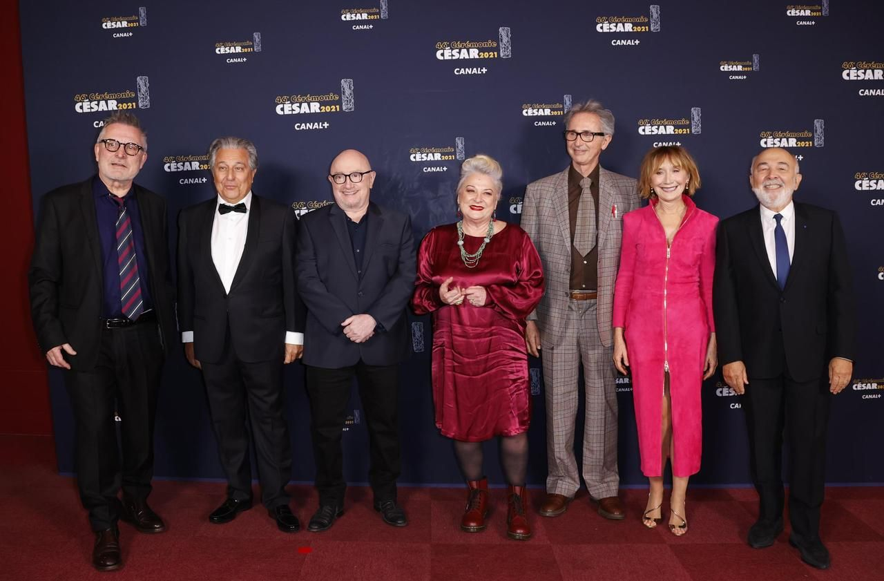 Cérémonie des Césars 2021 : le Splendid en pleine forme - Le Parisien
