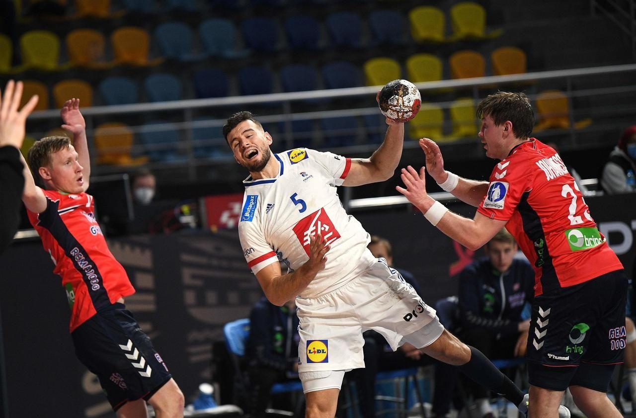 Mondial de handball : les Bleus retrouvent des couleurs contre la Norvège