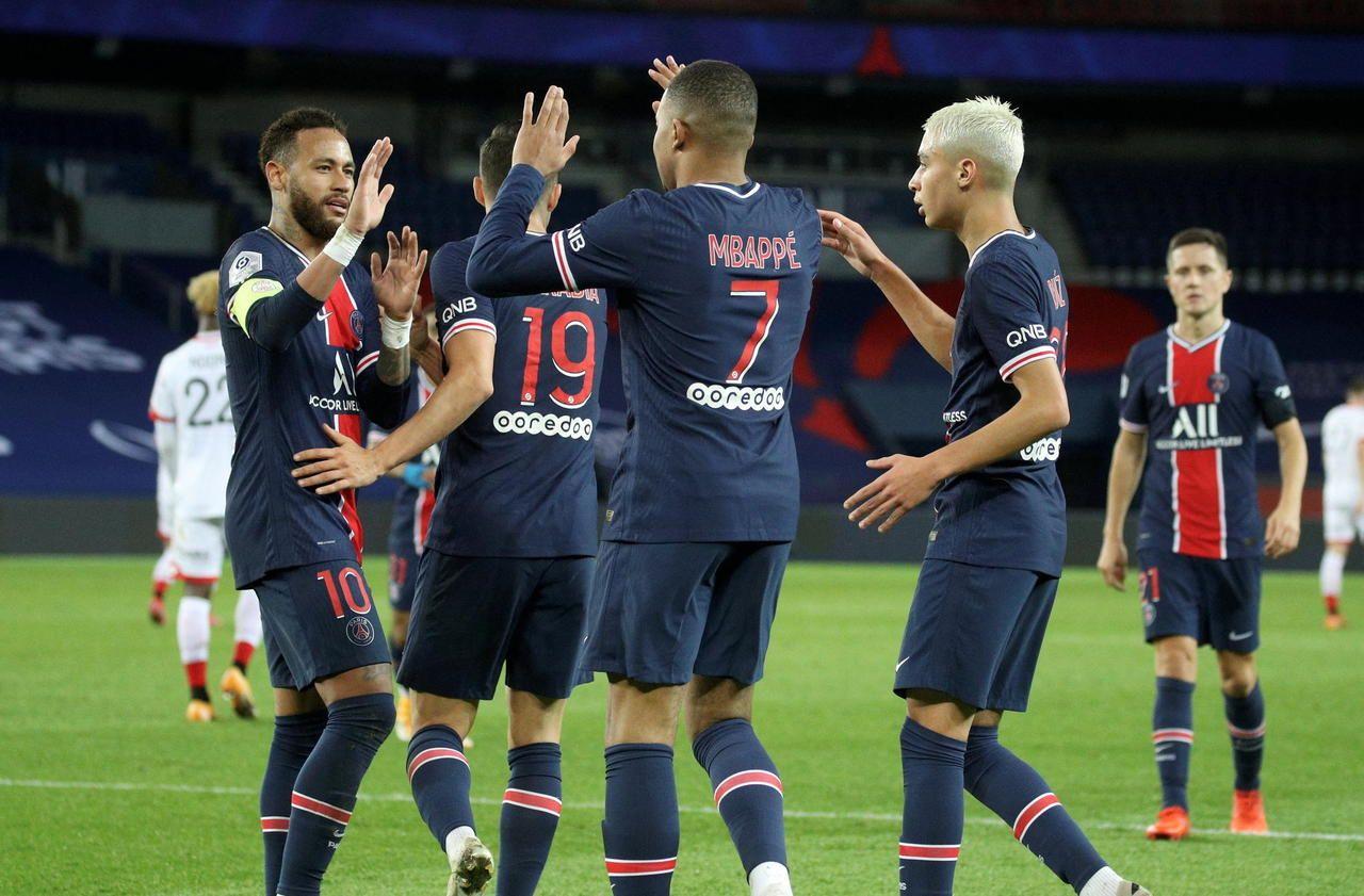 PSG-Dijon (4-0) : Paris cartonne, Tuchel étonne