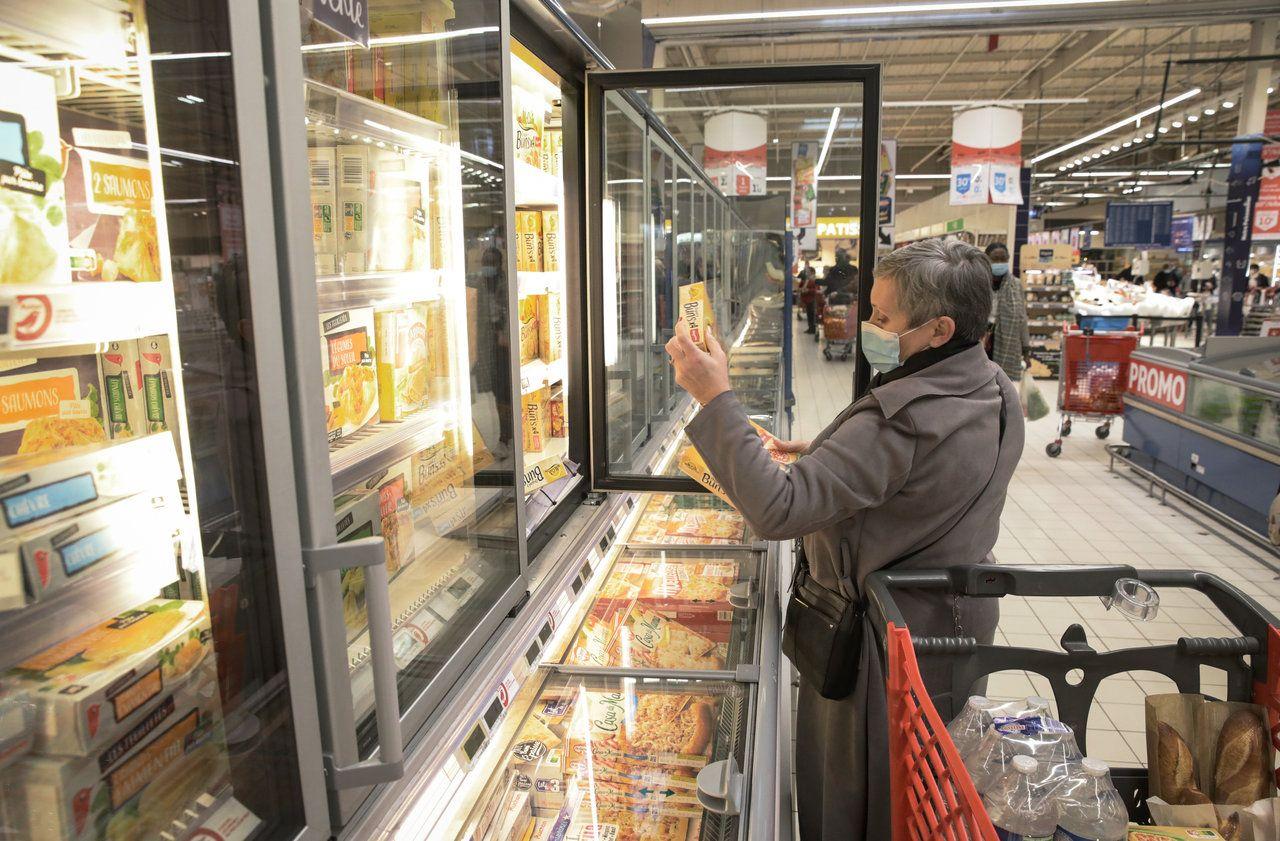 Confinement et couvre-feu : pourquoi la vente de produits surgelés explose - Le Parisien