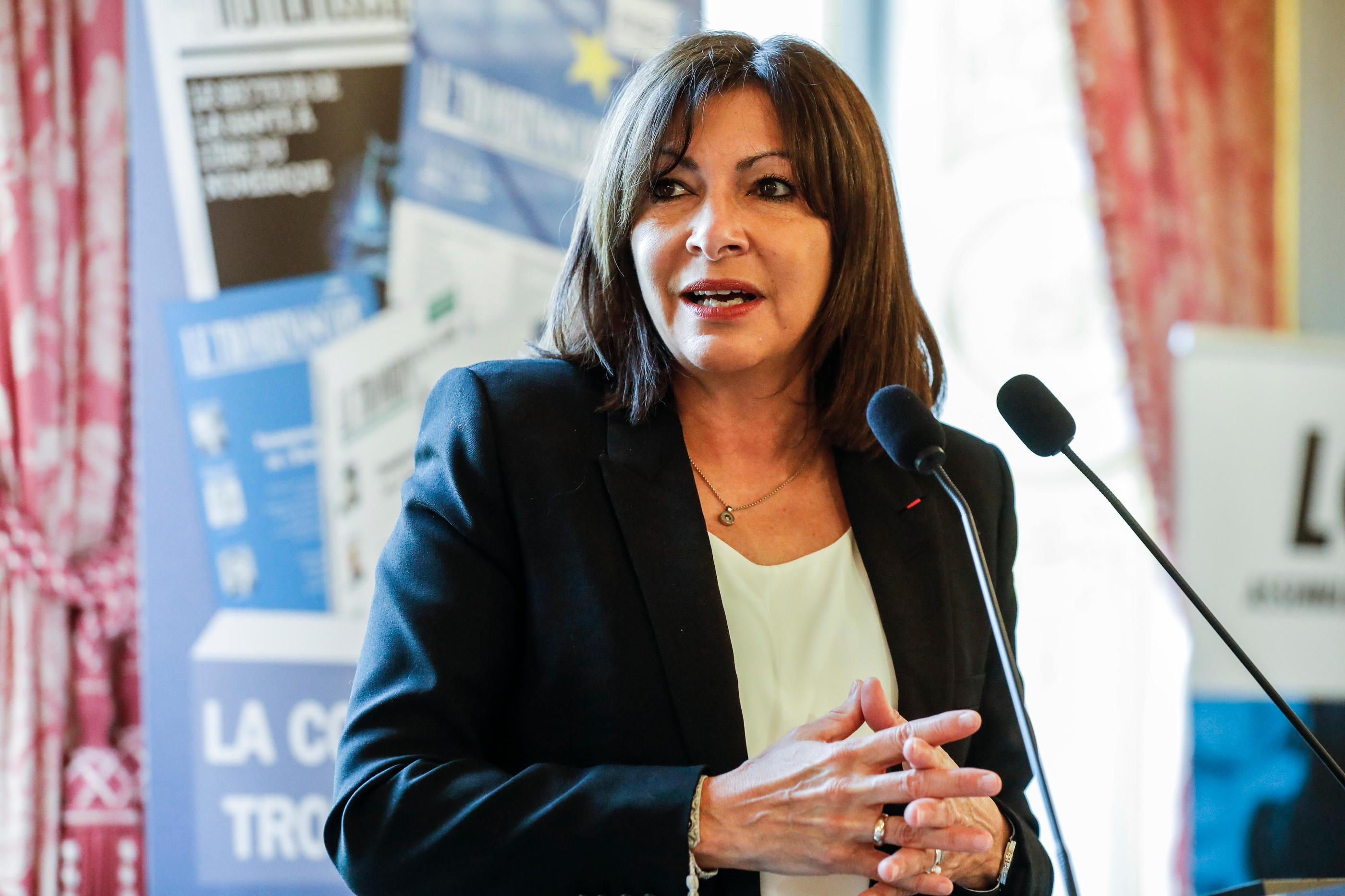 Paris : le nouveau coup de canif des Verts dans leur alliance avec Anne Hidalgo