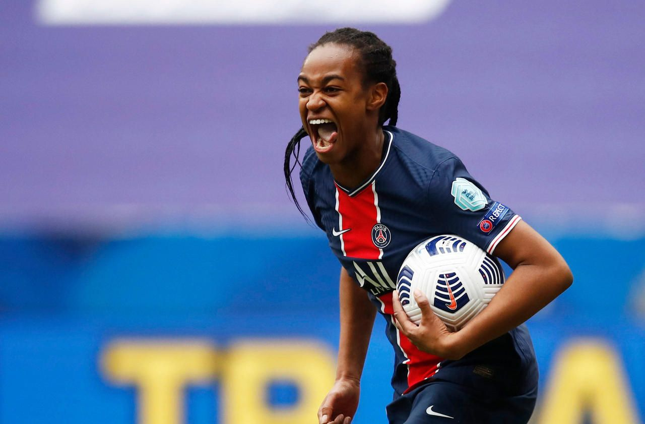 Ligue des champions féminine : le PSG prend la main