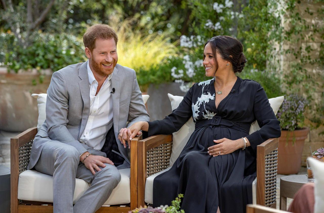 Interview de Meghan et Harry : comment Buckingham fait face à l'onde de choc - Le Parisien